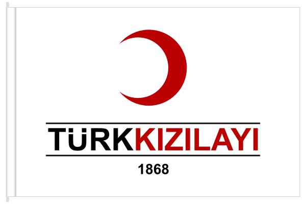 Türk Kızılayı Bayrağı