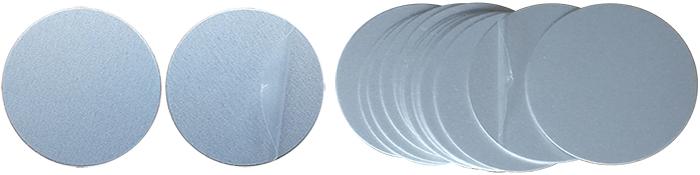 Madalya Göbeği 4 cm - Sublimasyon Baskıya Uygun