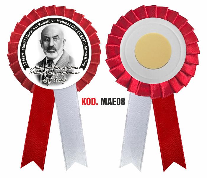 12 Mart İstiklal Marşı'nın Kabulü ve Mehmet Akif Ersoy Haftası - SATEN KOKART